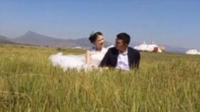微电影拍摄《爱·距离》